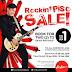 AirAsia Rockin' Piso Sale for 2