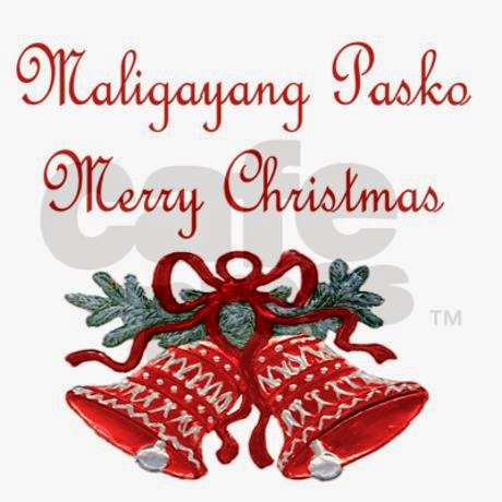 merry christmas 2014 3d images wishes in tagalog - Merry Christmas Tagalog