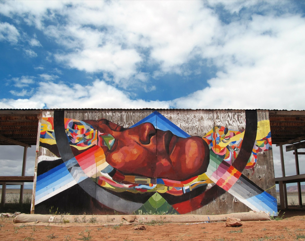 Ever new mural in arizona usa streetartnews streetartnews for American mural project
