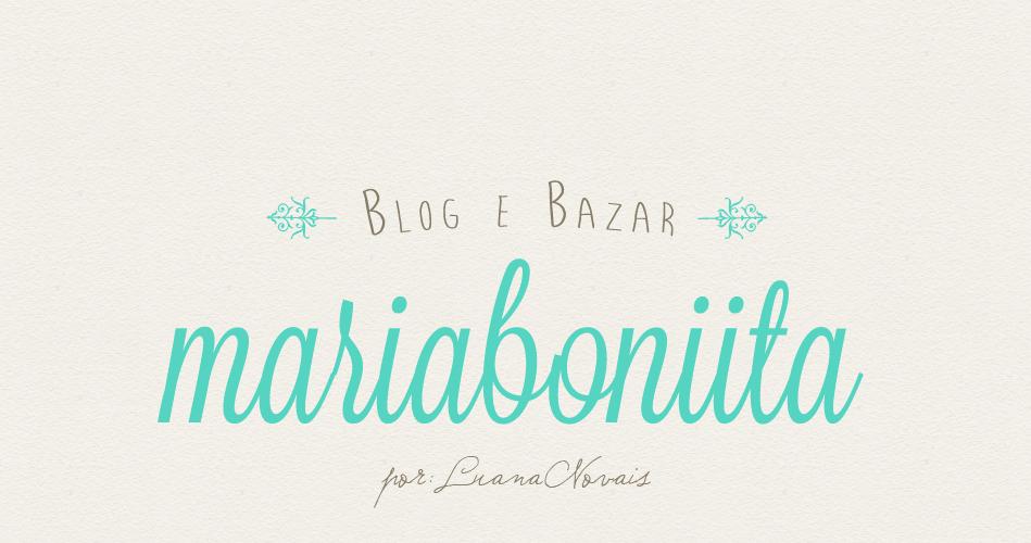 .●๋ • Blog e Bazar Mariiaboniita