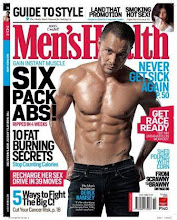Hot Men's Heath Covers