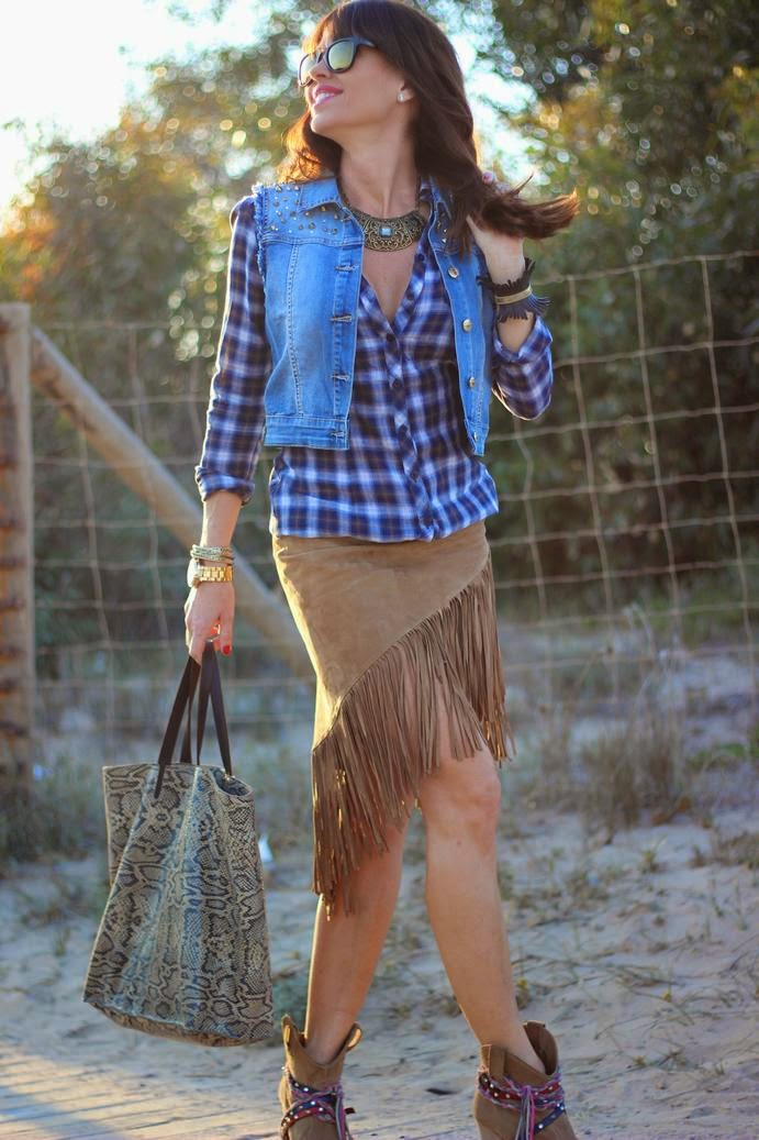 Apache Style look