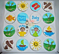Drawing Cupcakes
