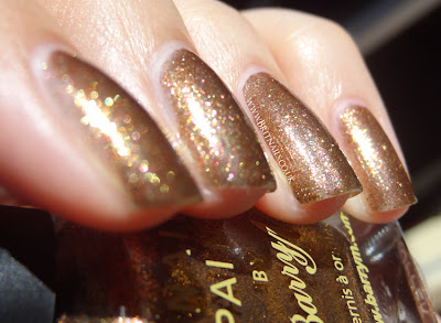 Barry M Copper