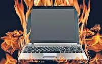 Cara Mendinginkan Laptop Yang Terlalu Panas