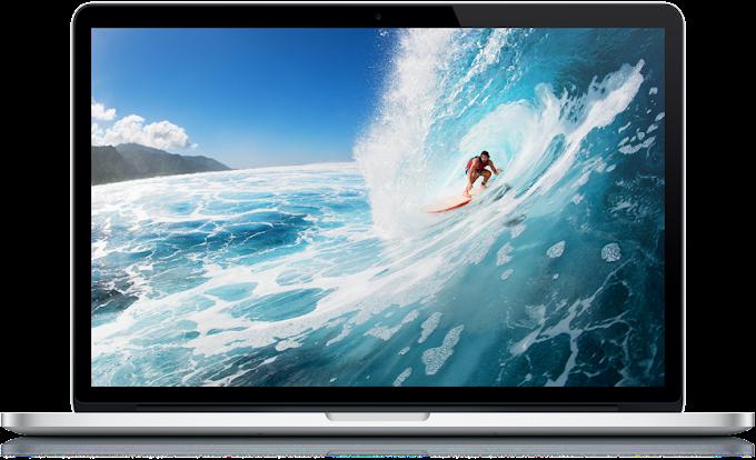 New Macbook Pro teased