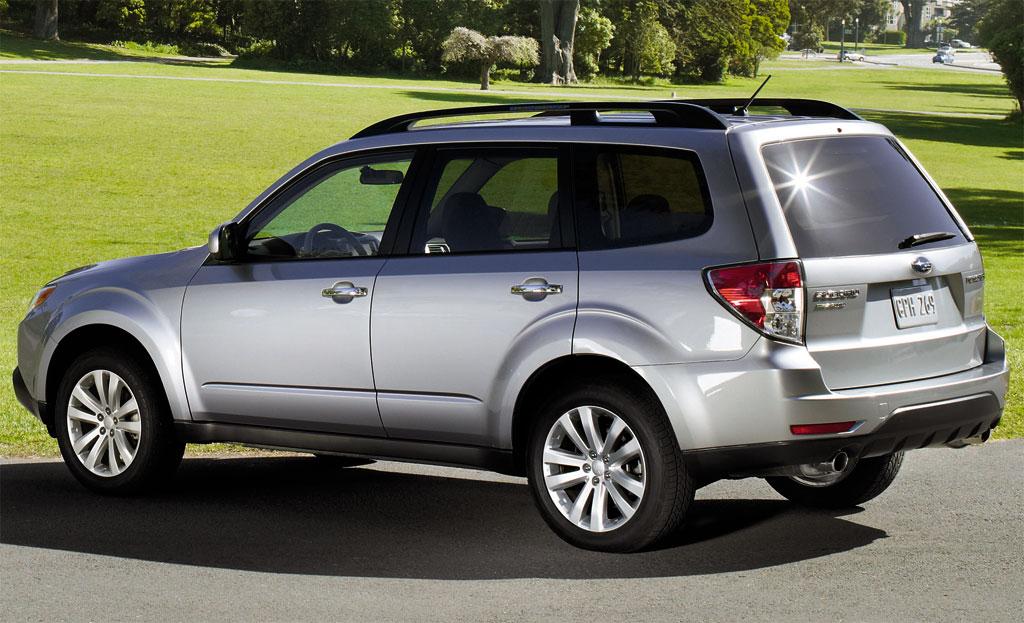 All Type Of Autos Subaru 2011