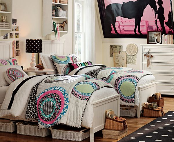 Girl Bedroom Ideas Pictures 2 Magnificent Decoration