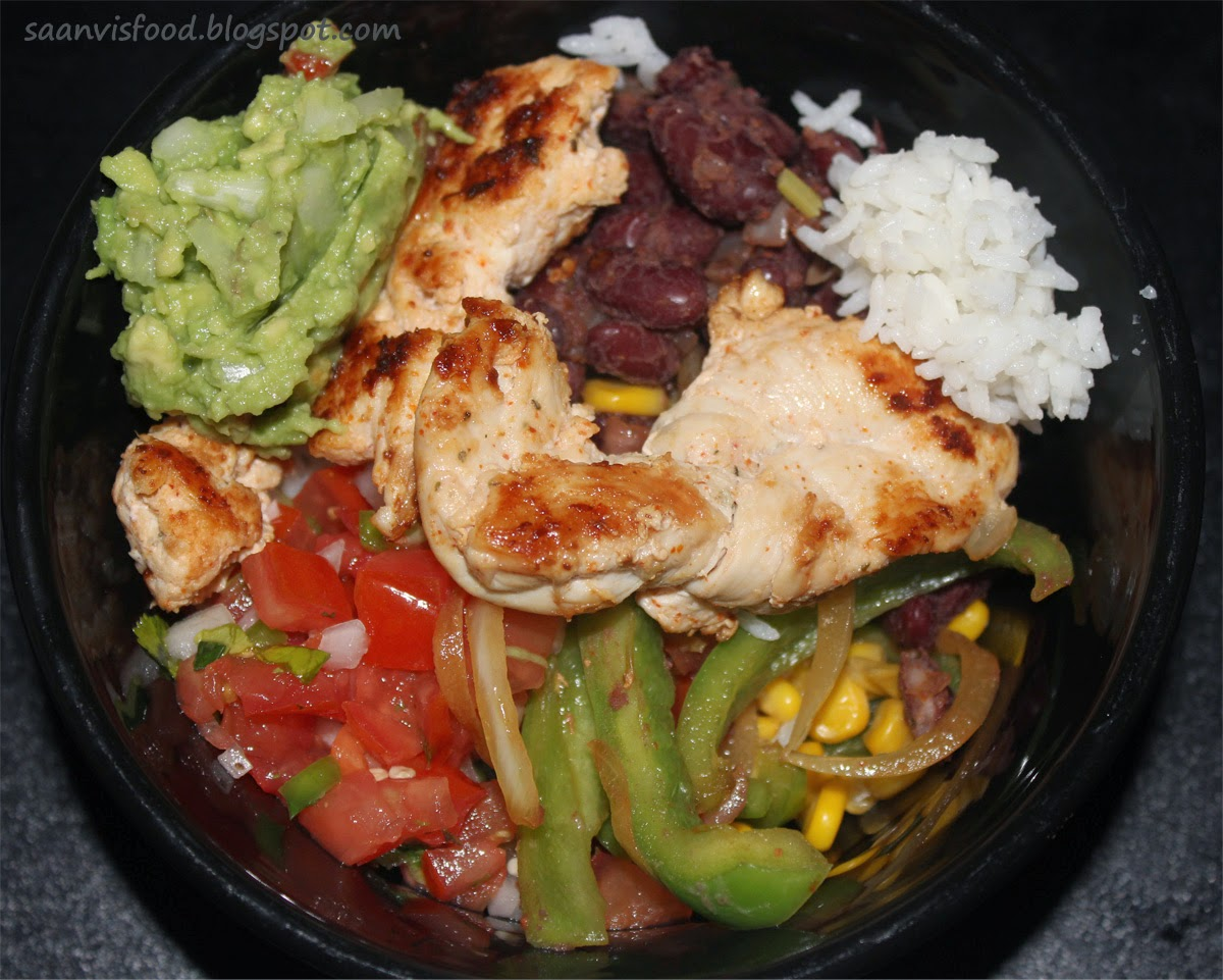 Mexican Chipotle Bowl Recipe