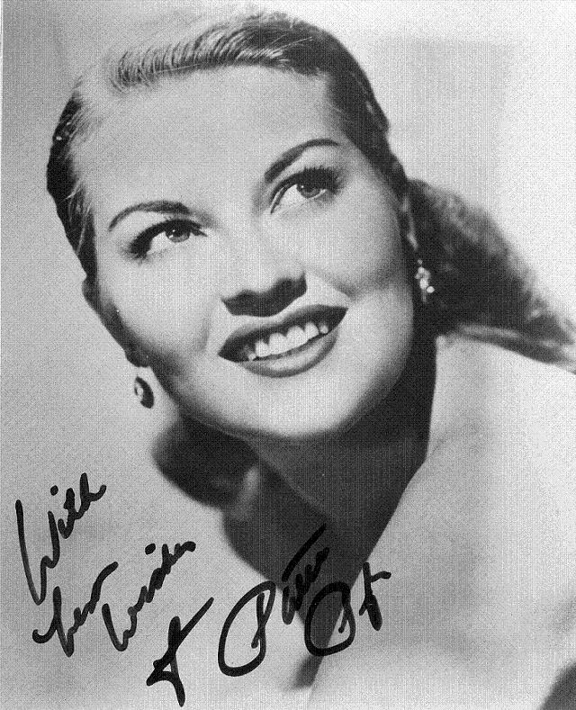 Patti Page With Jack Rael And His Orchestra You Too Can Be A Dreamer