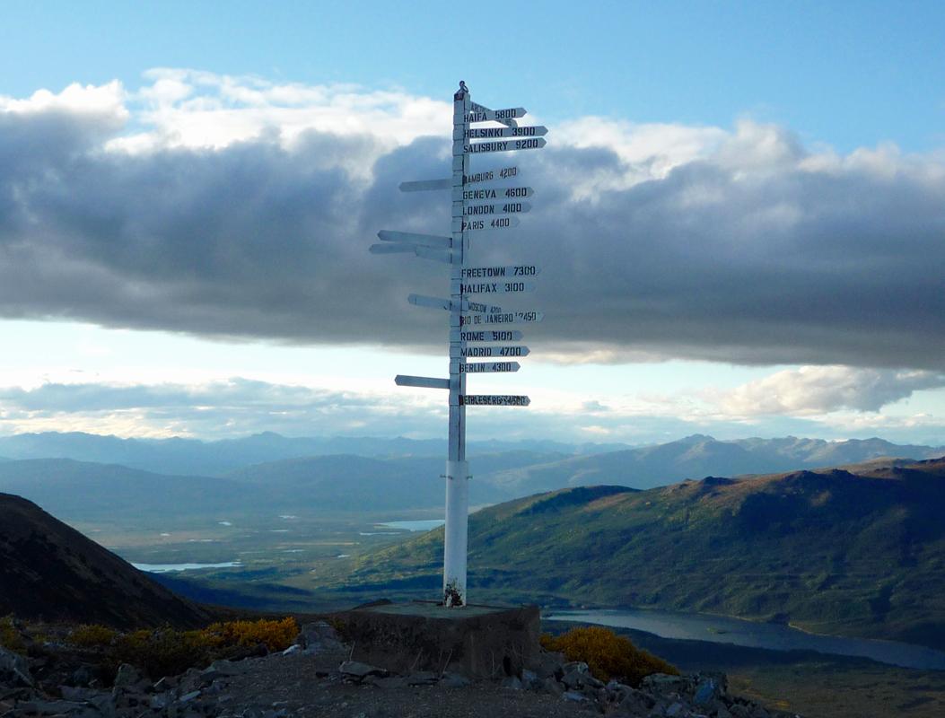 Quick Trip Gas Station >> Northwest Explorer: Northern Yukon Road Trip 2012
