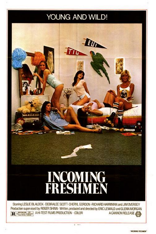 every 70s movie incoming freshmen 1979