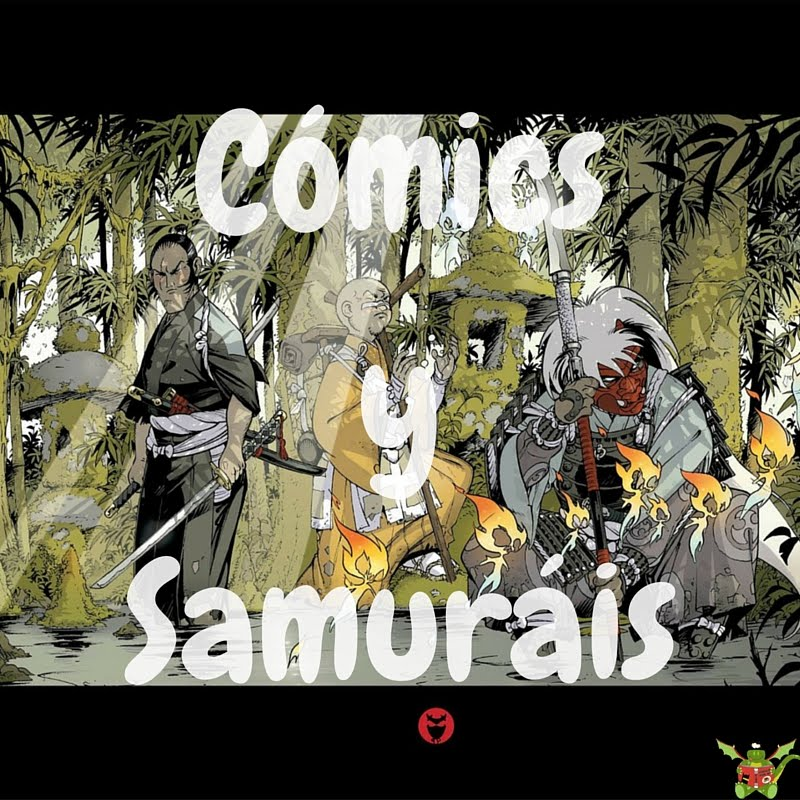 ¡Cómics y Samuráis en Youtube!
