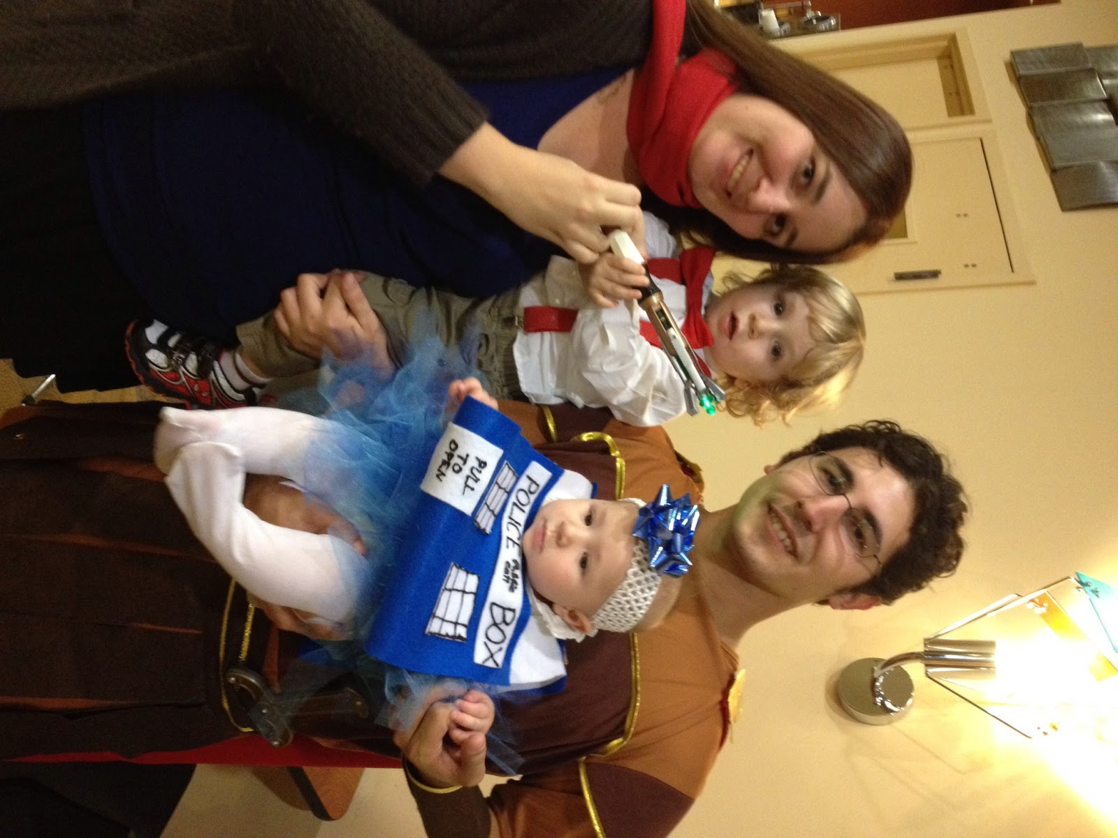 ... Doctor Who costumes. I ... & Homemaking Challenged: Doctor Who Halloween Costumes