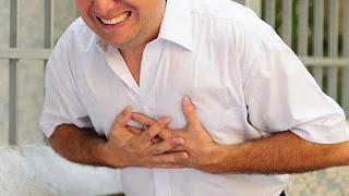 أعراض نوبات القلب