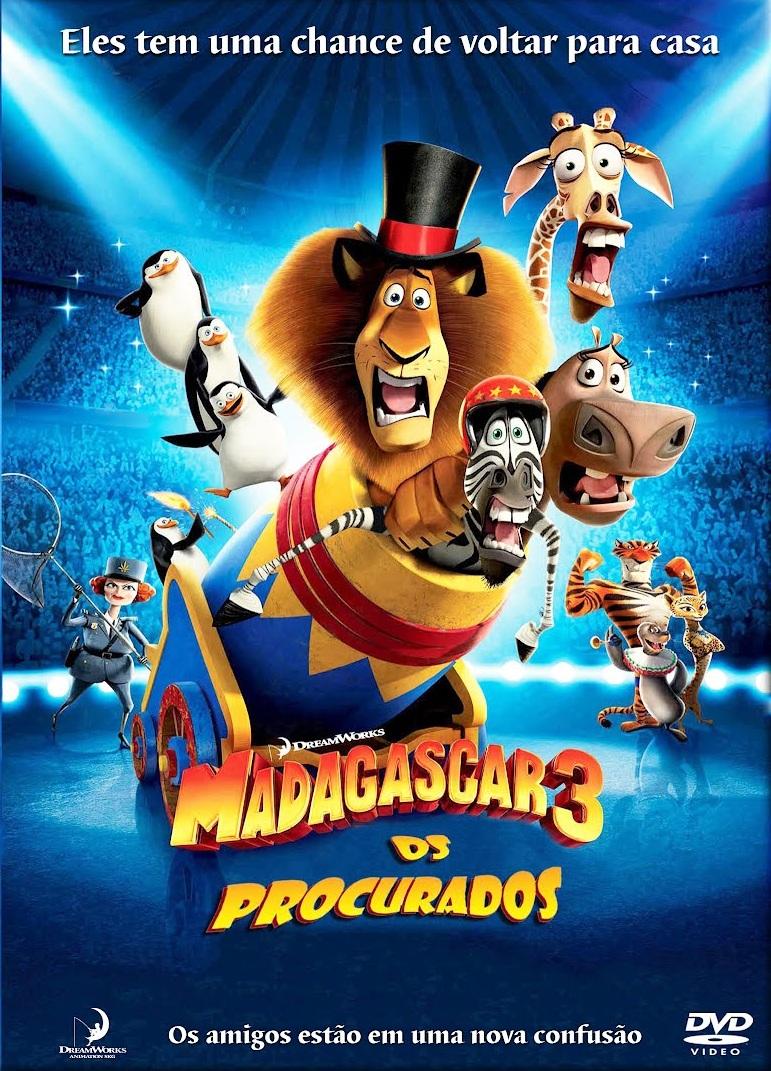 Madagascar 3: Os Procurados – Legendado (2012)