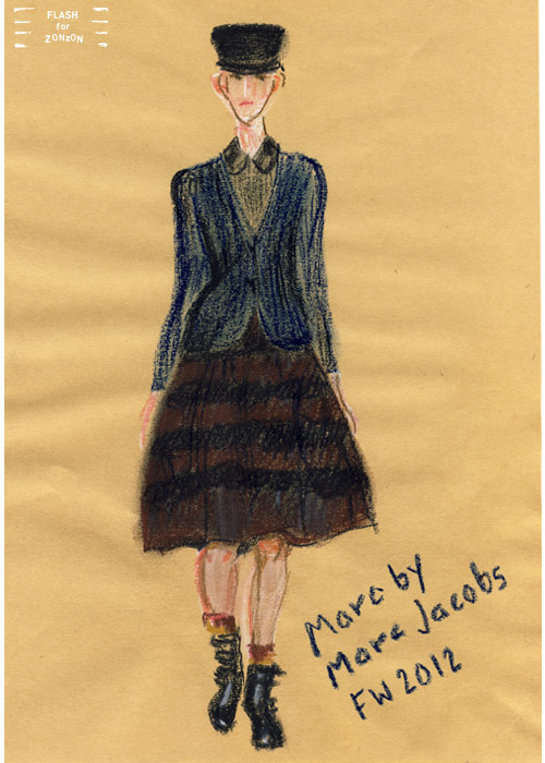 marc by marc jacobs fw2012