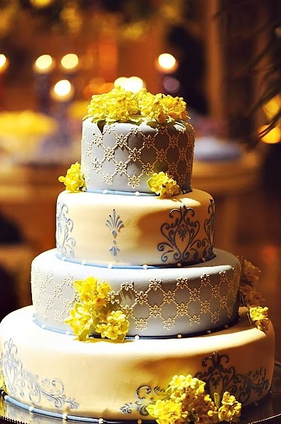 decoracao azul royal e amarelo casamento: de casamento e tendências de combinações e paletas de cores