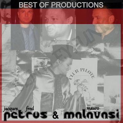 Jacques Petrus & Mauro Malavasi Best of Productions / 2 CD