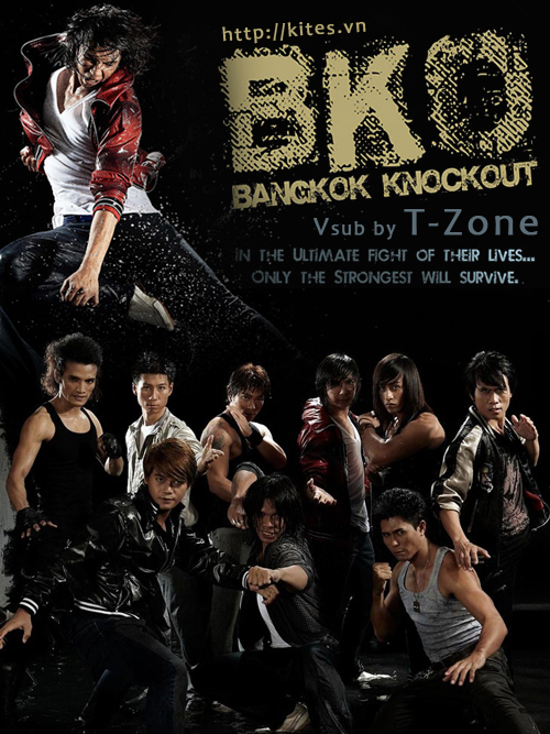 Bangkok Knockout - Bangkok Knockout