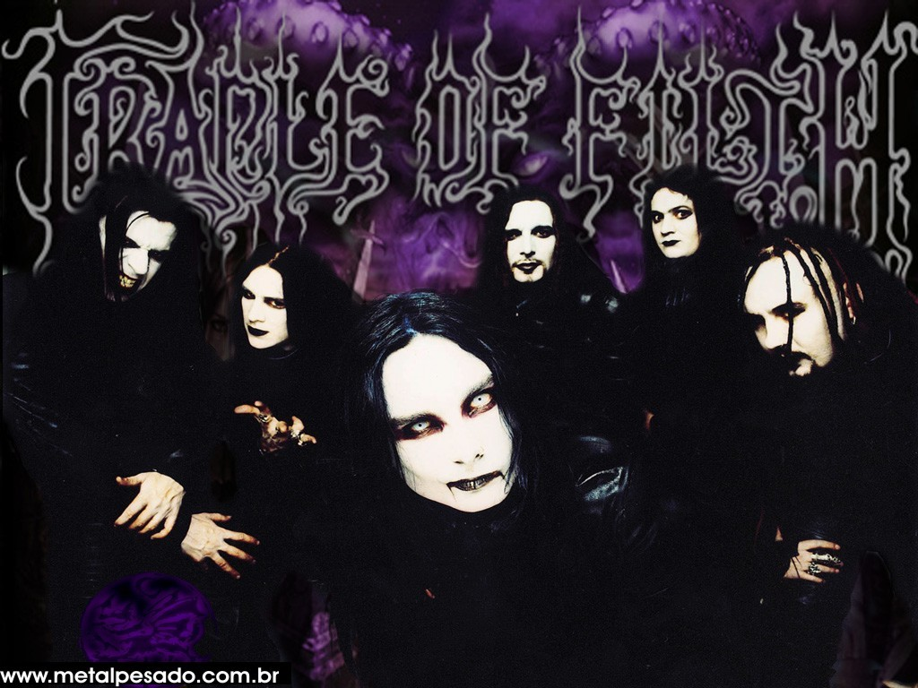 DJ music  Preview   Cradle of Filth