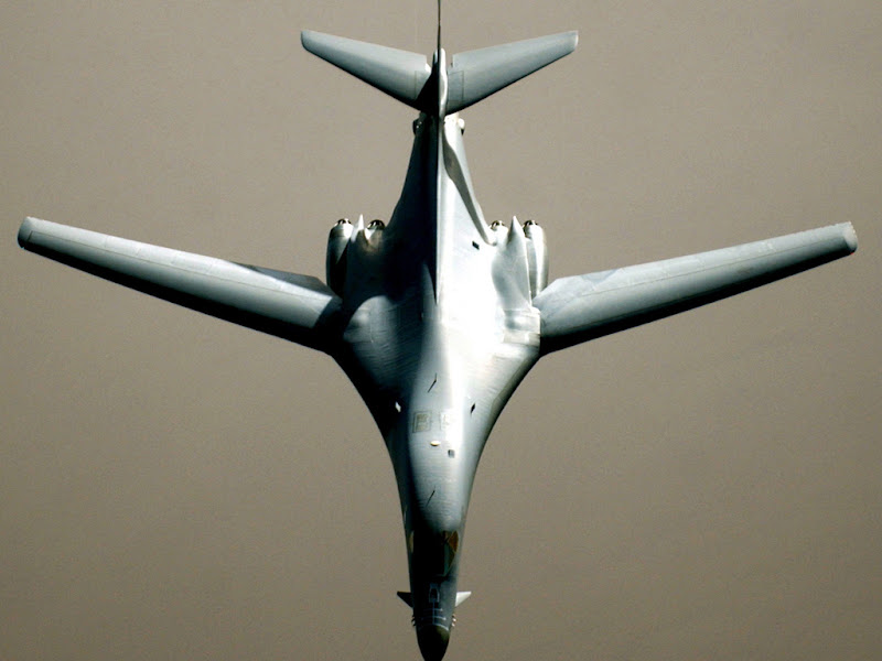 B-1B Lancer Multi-role Long-range Bombers