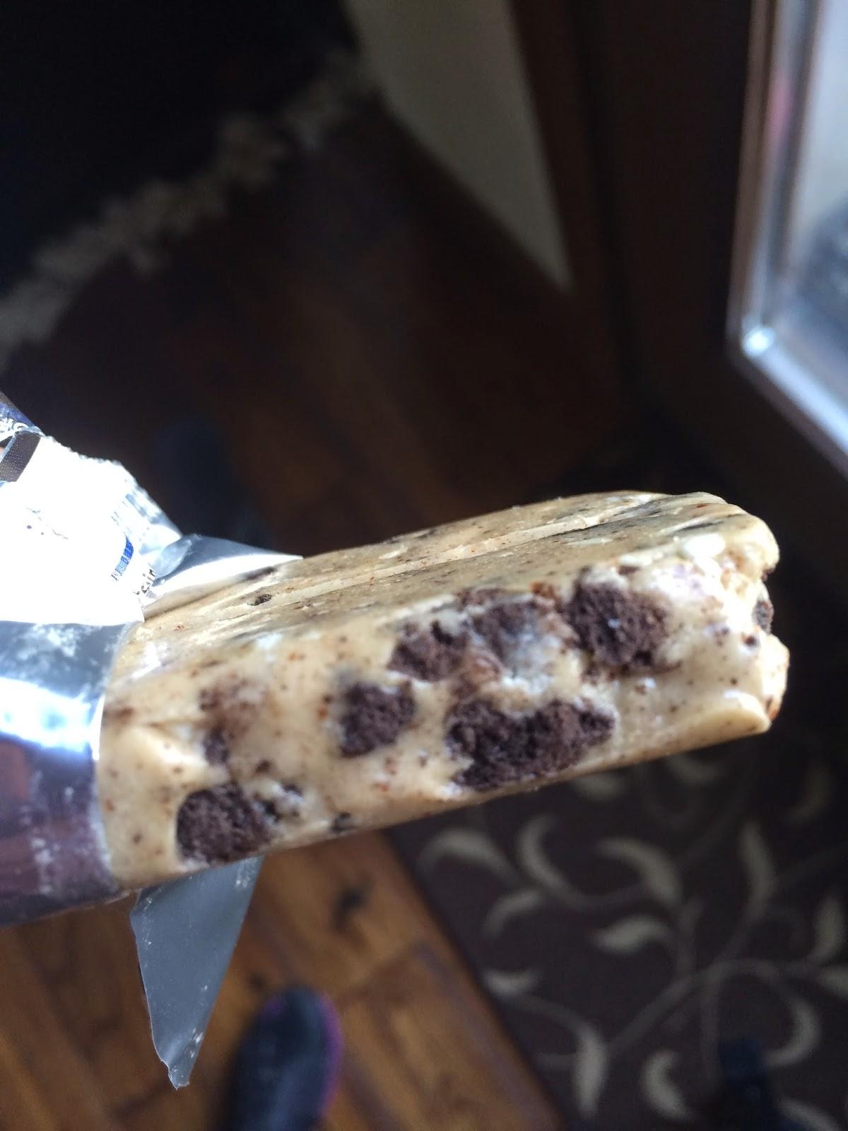 oreo cookie protein bar