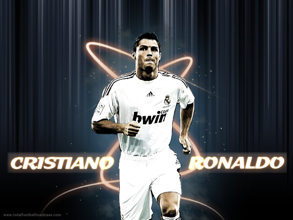 Cristiano Ronaldo Real Madrid Wallpapers