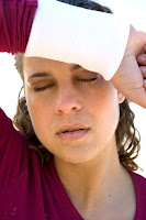 sweating during sleep