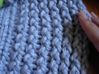 Knit Stitch Vs Stockinette : The Casual Loom Knitter: Stockinette Stitch