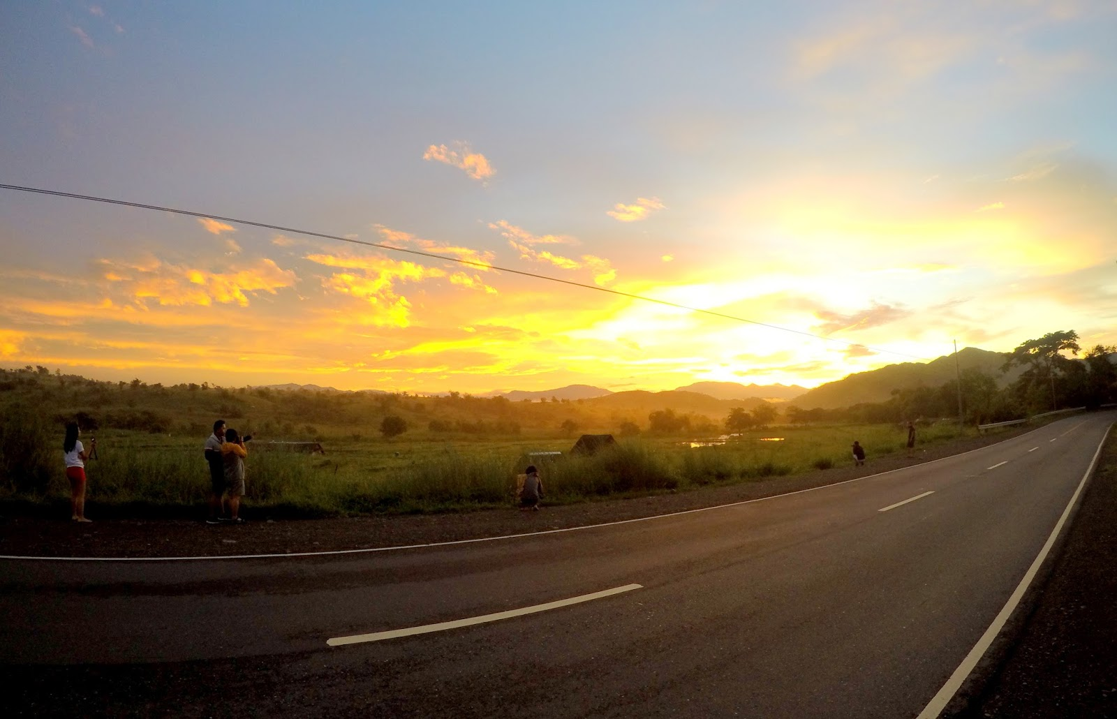 Chasing the Sunset! Pan-Philippine Highway