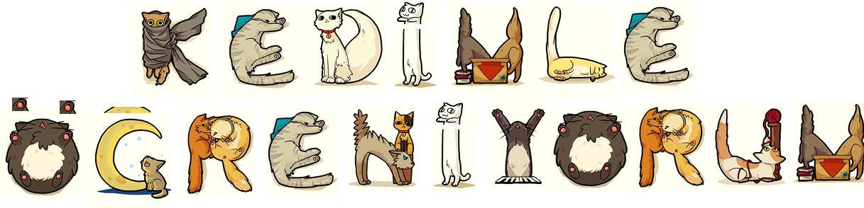 Kedimle Öğreniyorum - Kedi Blogu