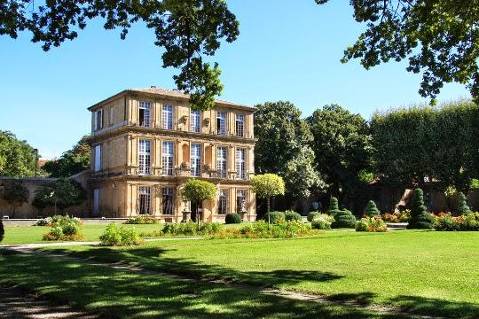 Cours de dessin et de peinture carnets de voyage for Le jardin des 5 sens aix en provence