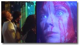 Split screen dans Carrie de Brian de Palma (1974)
