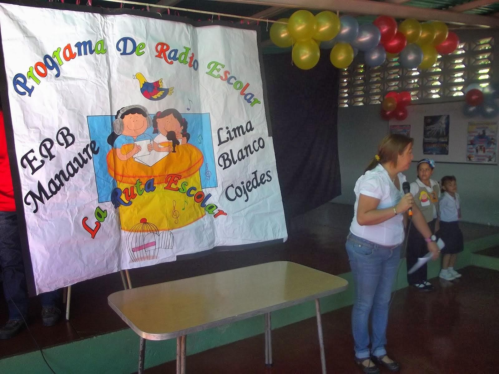 ENCUENTRO DE RADIOS WEB MINICIPIOS LIMA BLANCO Y TINAQUILLO
