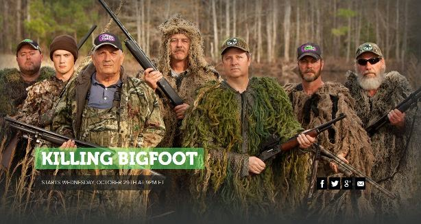 Killing Bigfoot Show Destination America