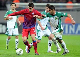 Concordia Chiajna Steaua 7 mai live online 2012