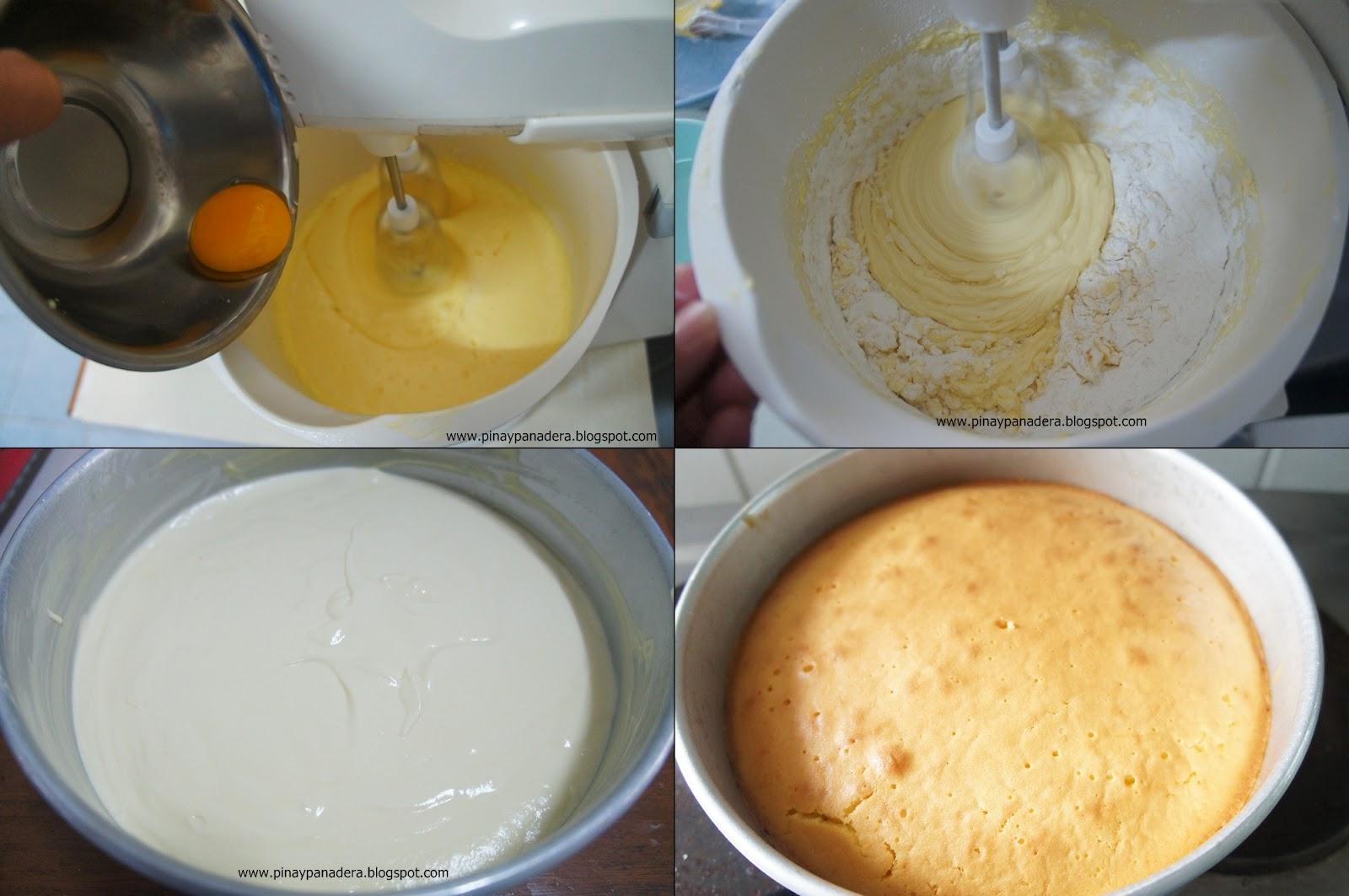 Pinay Round Cake