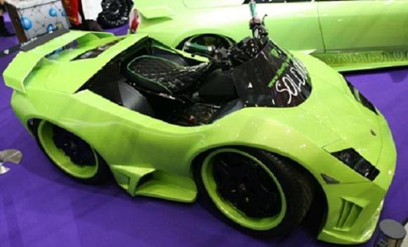 New Cars Update: cool mini cars