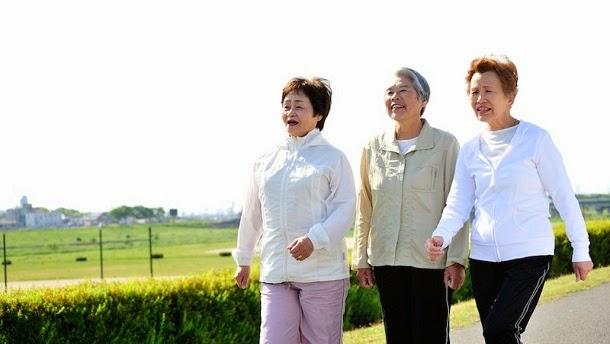 Exercício pode reforçar o cérebro em idosos