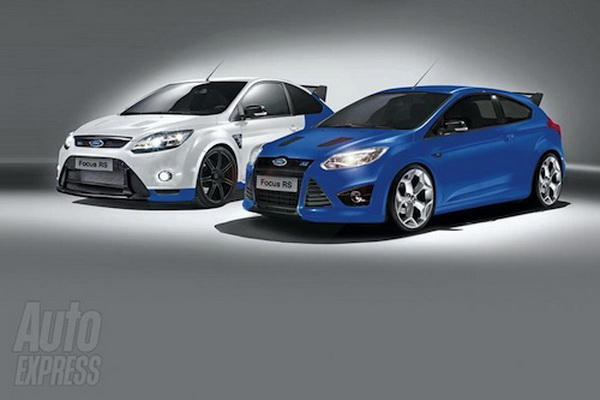 2013 Ford Focus RS