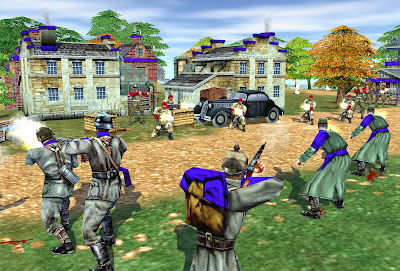 Empires: Dawn of the Modern World PC gamers