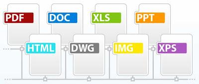Convertir arxius online