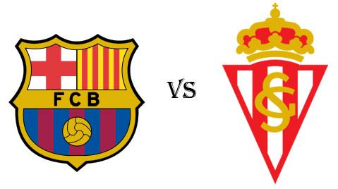 El partido Barcelona-Sporting en vivo se podrá ver en el siguiente ...