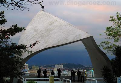 Memorial dos 500 Anos, em São Vicente