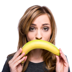 weight loss tips sniff a banana