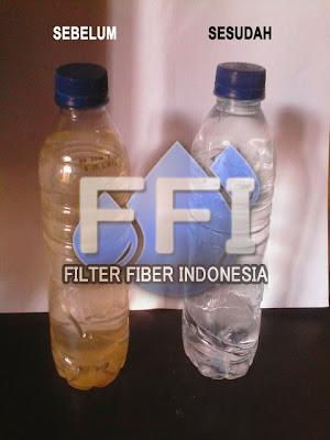 filter air kuning