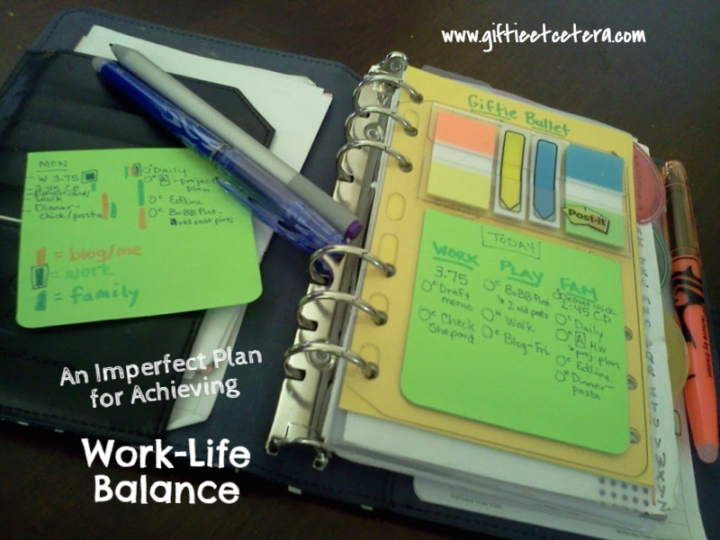 work-life balance, time management, planner
