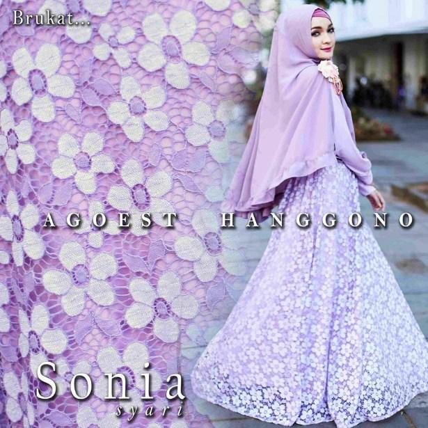 Fashion Baju Muslim Syari Modern Terkini 2016