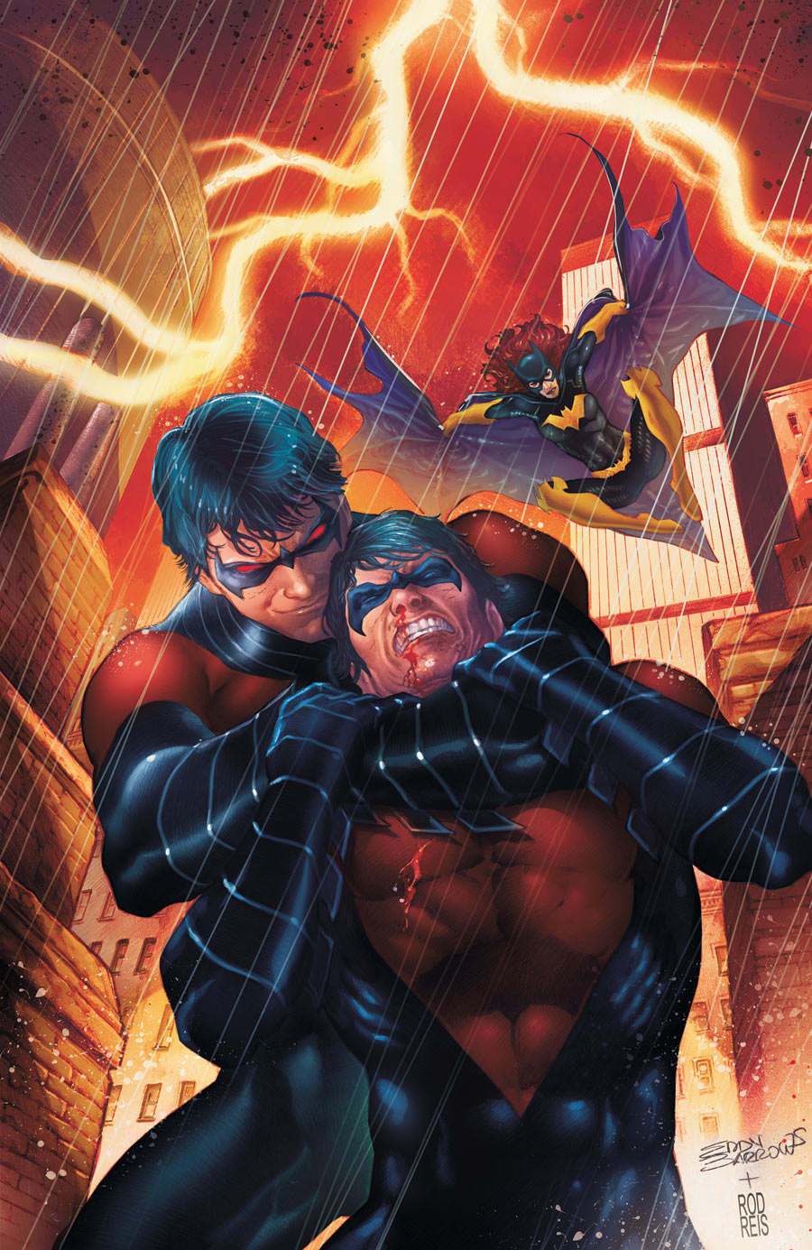 The Diddly ScoopDick Grayson New 52 Nightwing